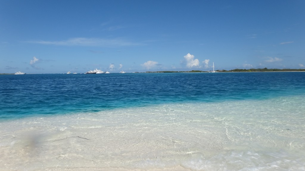 Yes, Los Roques is the paradise!