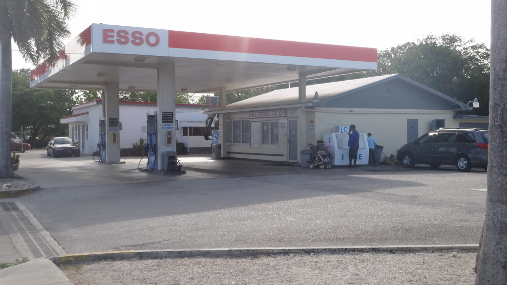 Posto de gasolina do inferno