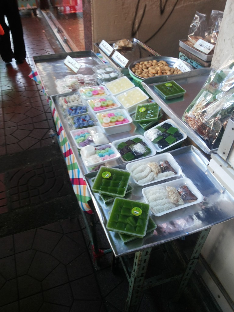 Candies at Khao San Road