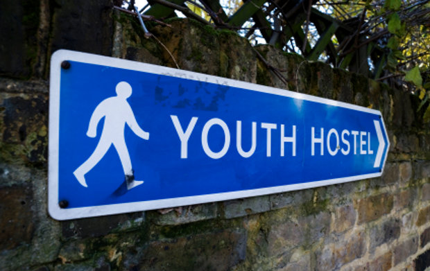 The youth hostels are very populars in the whole world