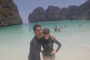 Phi Phi: you will love it for sure!