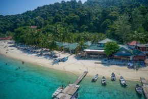 An unknown paradise in Malaysia: Perhentian Islands