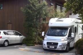 A hospedagem na Nova Zelândia