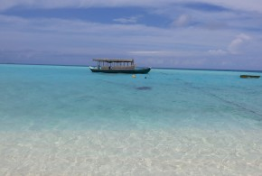 Que tal praia privativa nas Maldivas a preços absurdamente baixos?