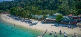 Um paraíso desconhecido na Malásia: Perhentian Islands